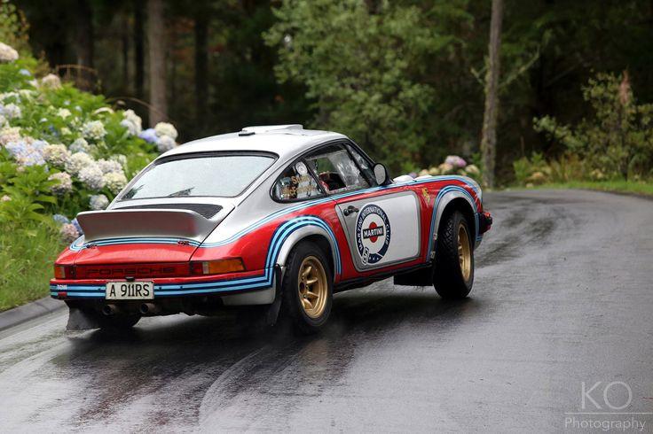 Porsche 911 RS Rally Car