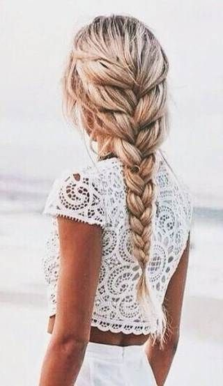 Wedding hairstyles tutorial beachy waves 34 Ideas