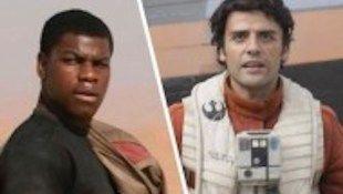 John Boyega debunks Star Wars' gay romance theory