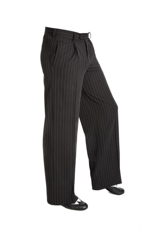 Schöne Tanzhose, Tangohose, auch für Standardtänze geeignet! WOW! Wonderful dance pants, especially for tango or ballroom!