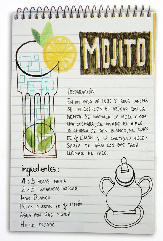 Mojito: cóctel con ron