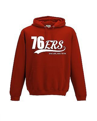 #76ers one life, one team #hoodie retro gift present nba #american basketball,  View more on the LINK: http://www.zeppy.io/product/gb/2/331797856182/