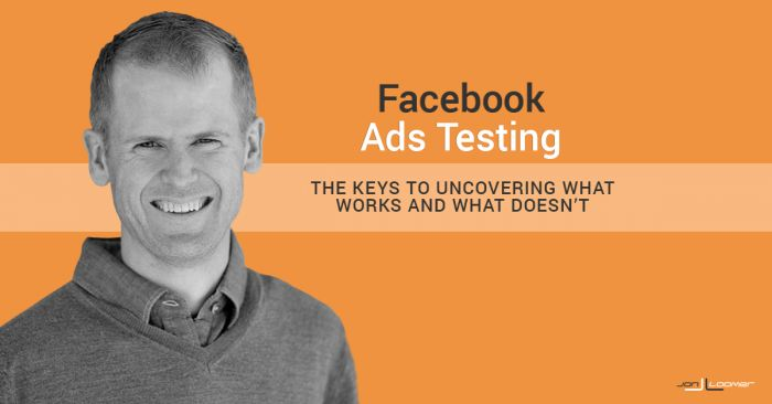 Facebook Ads Testing: The Keys to Finding Success  #ExpertTips via Jon Loomer #FacebookAds