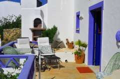 Ferienwohnung Salema: Ferienwohnung Algarve in Salema, am Strand