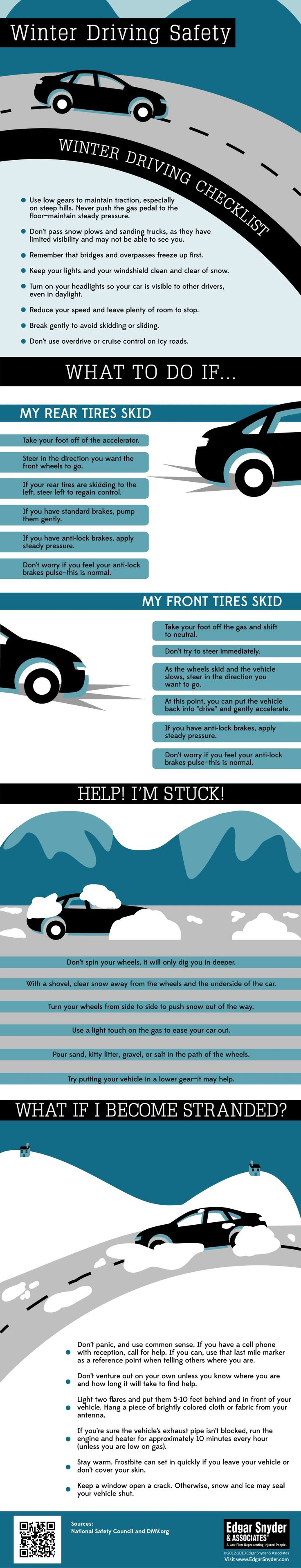 For more on winter driving, click on the picture for some helpful tips.