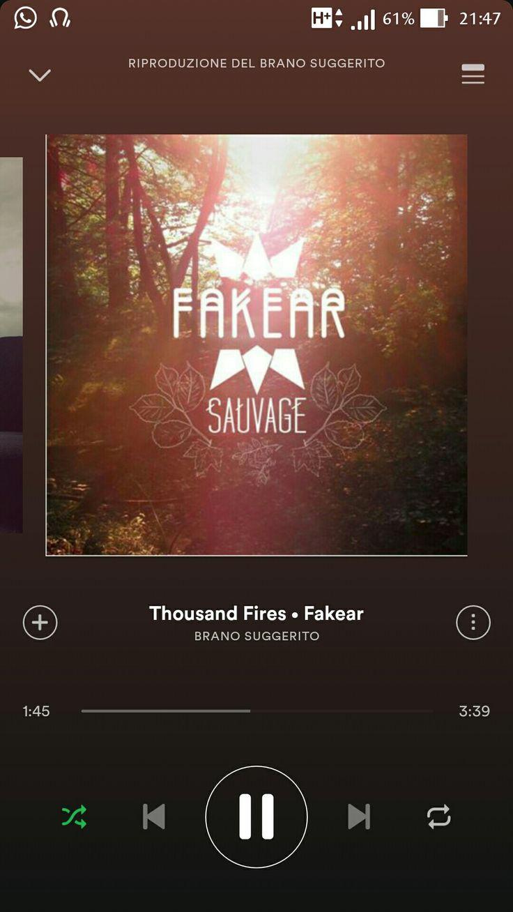 Fakear - Thousand Fires