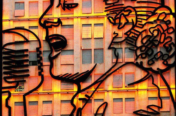 Mural de Evita