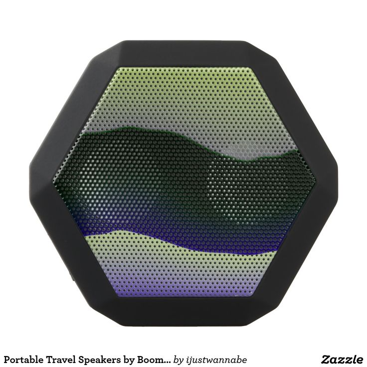 PORTABLE TRAVEL SPEAKERS. Portable Travel Speakers by Boombot REX, Great Sound Quality!  Black. $89.40