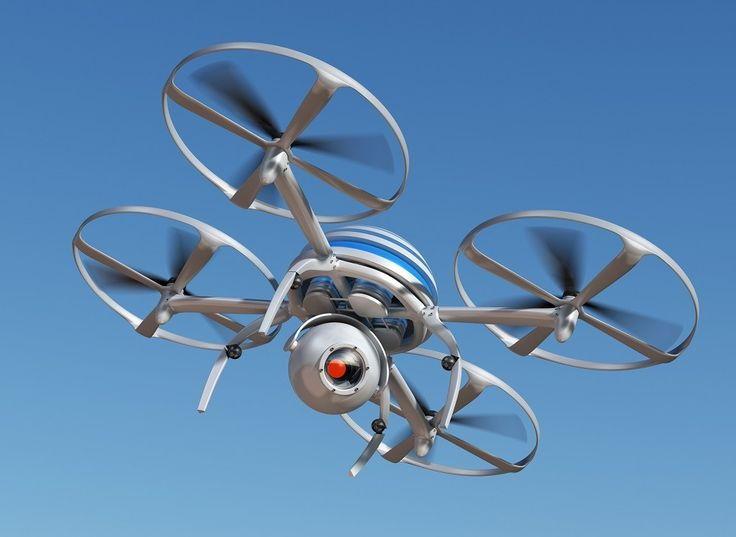 Learn About Unmanned Aerial Vehicles a.k.a Drones
