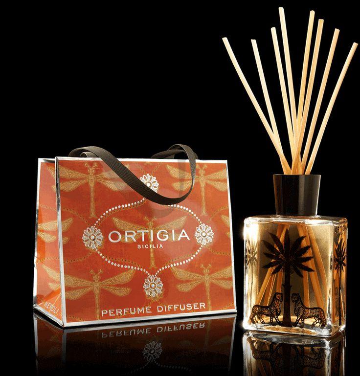 #Ortigia #Sicilia #Perfume #Diffuser #Neroli #bitter #orange #tree #sweet #flowery #notes  #rosinaperfumery #athens