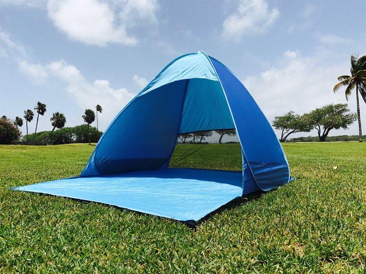 Beach u0026 Summer Pop Up Tent & The 25+ best Beach tent ideas on Pinterest | Beach trip Beach ...