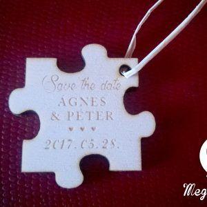 Save the Date fa tábla #esküvő #savethedate #fa #egyedi #wedding #wooden #unique #puzzle