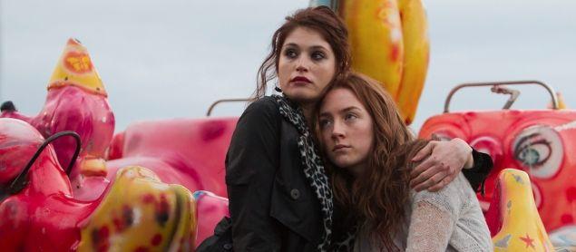 "Saoirse Ronan and Gemma Arterton in Neil Jordan's ""Byzantium"""
