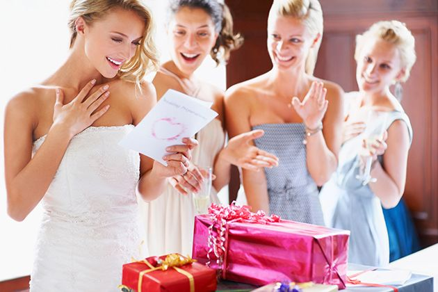 Wedding Gift Etiquette For Bridesmaids : ... Wedding Etiquette on Pinterest Wedding, The bride and Wedding