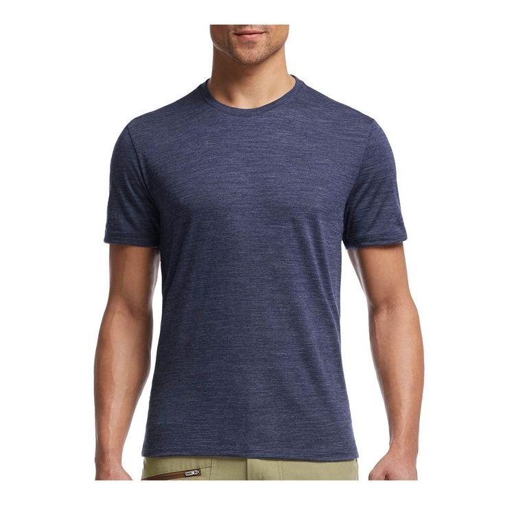 Icebreaker Mens Tech T Lite S/S SF150 - T-shirts - Overkrop, inderst - Herre