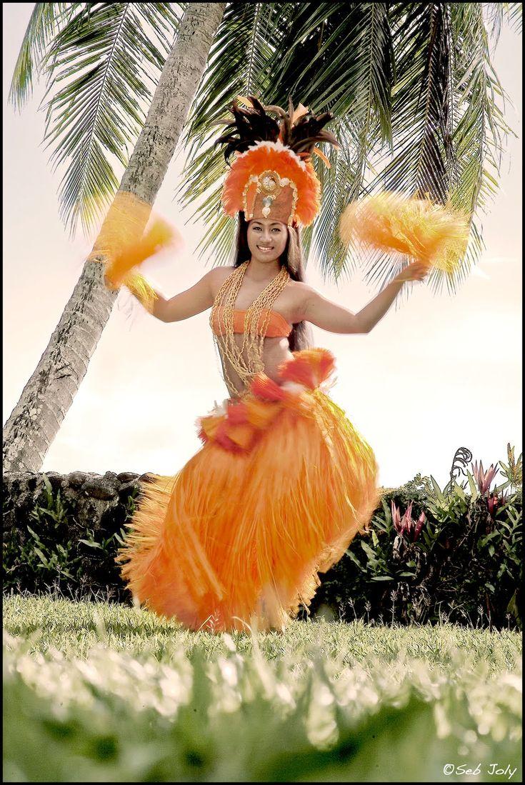 Vahine Tahiti | Heirani/ danseuse de Tahiti Ora