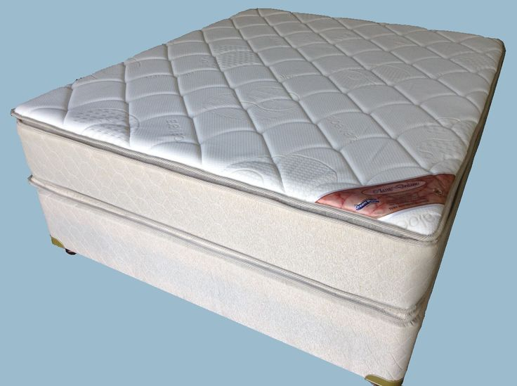 Classic Dreams Pillow Top Spring Mattress
