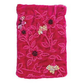 The gorgeous new multi-media pouch is the most luxurious way to keep your i-phone, mobile or camera safe, stylishly.
