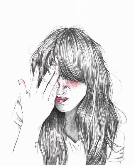 A ilustradora Esra Roise