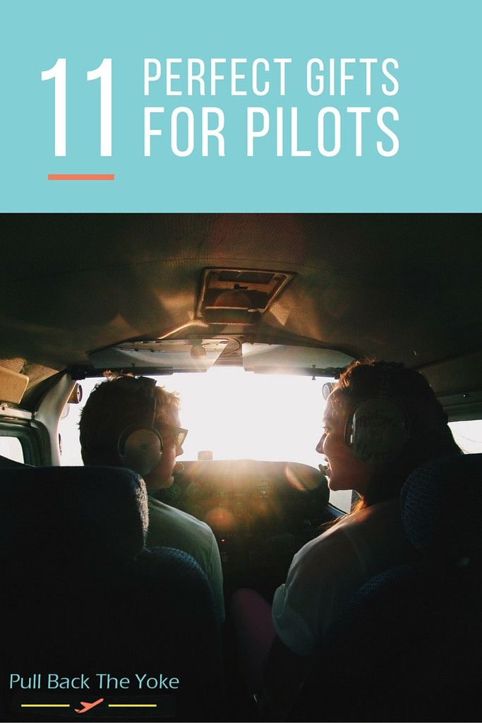 Finding the perfect gift for a pilot can be challenging. Check out this simple list of gifts we know your pilot will absolutely love.