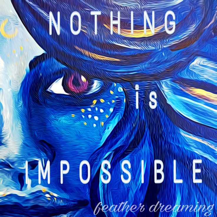 nothing is impossible in L O V E✨