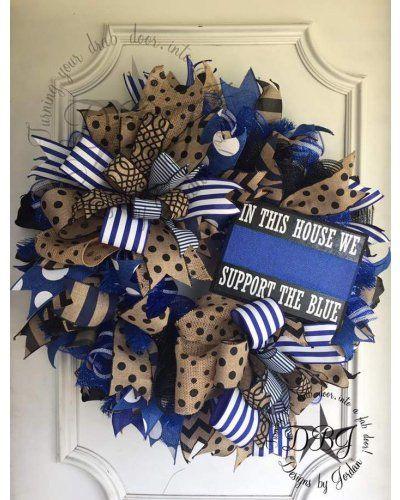 Support The Blue | CraftOutlet.com Photo Contest - CraftOutlet.com