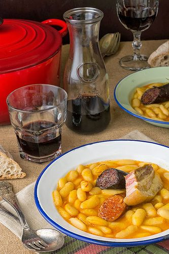 100 best granos images on pinterest legumes grains and spanish fabada asturiana httplacocinadefrabisaspot spanish dishesspanish forumfinder Image collections