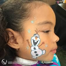 face painting frozen - Szukaj w Google