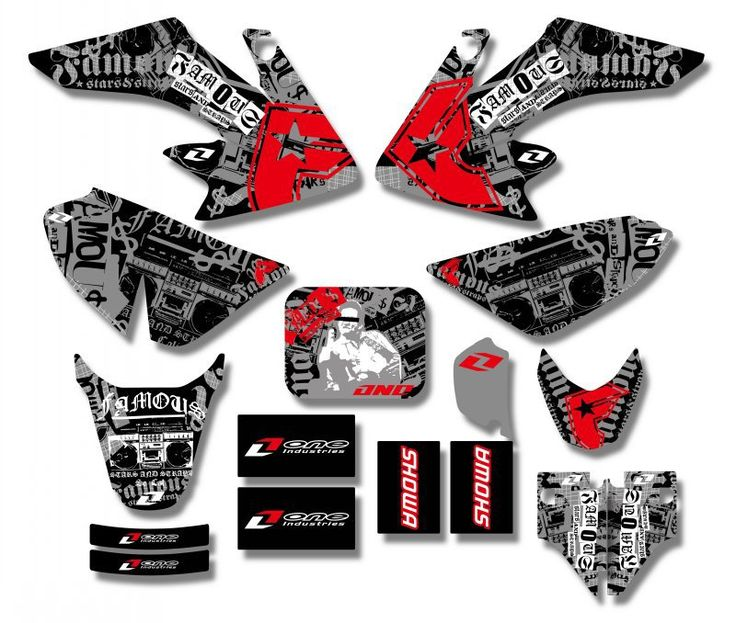 cruiser bikes motorcycle stickers motorcycle decal kits - 1000×1000