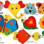 ЖИВОТНИ и цветя от сърцаHeart Punch, Art Crafts, Animal Art, Children Activities, Heart Animal, Kids Crafts, Hearty Animal, Friendship Valentine, От Сърца