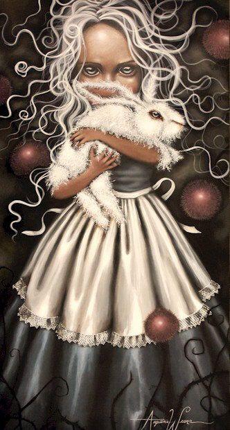 Angelina Wrona, Resurrection, Alice, Rabbit