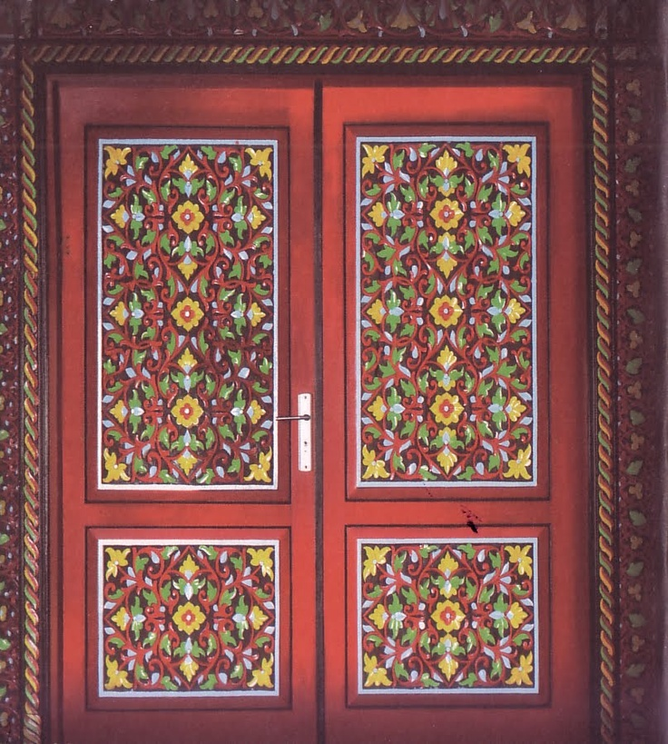 MALACHI LIVING: INDONESIAN HERITAGE: DOORS OF INDONESIA