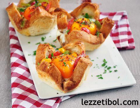 Yumurtalı Ekmek   Lezzetibol