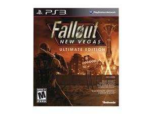 Fallout New Vegas Ultimate Collection Playstation3 Game Bethesda