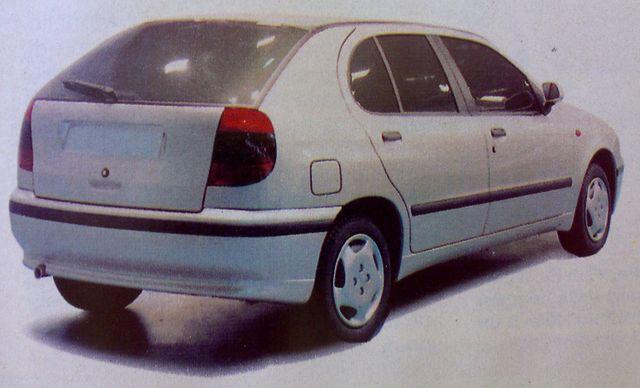 OG | 1995 Fiat Bravo | Prototype