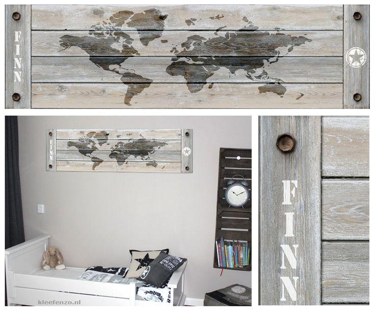 32 best muurstickers kinderkamer images on pinterest boy rooms kids rooms and kidsroom - Kinderkamer taupe ...