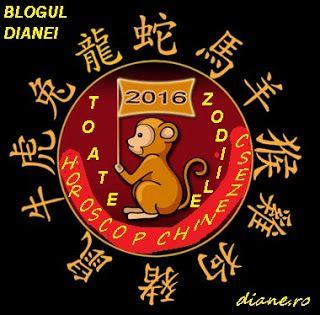 diane.ro: Horoscop chinezesc 2016 - Toate zodiile