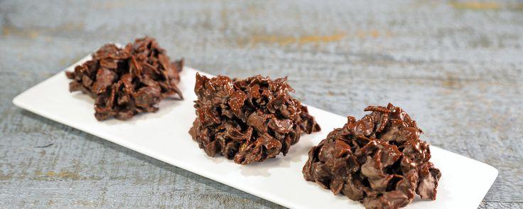 Ina Garten Chocolate Cookies With Corn Flakes