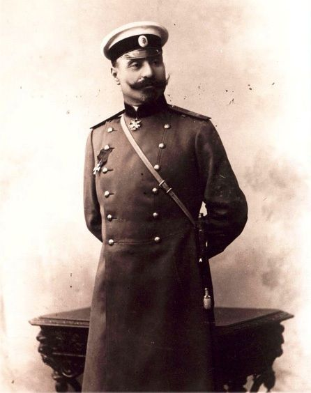Ali-Agha Shikhlinski (Əliağa Şıxlinski), Azerbaijani lieutenant general in the Russian Imperial Army during World War I, later an artillery general in the Soviet Red Army.