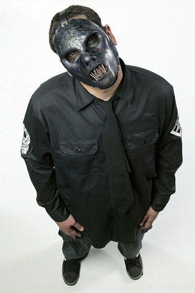 Slipknot's Paul Gray in August 2005