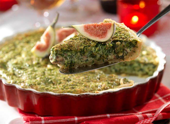 Ädelost och grönkål är julsmaker som gifter sig utmärkt med varandra.