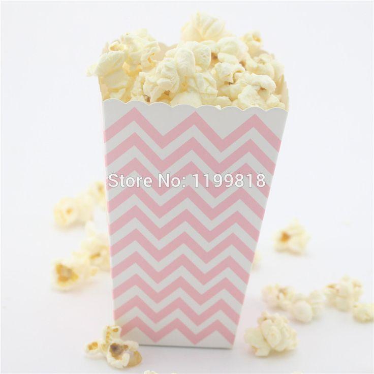 Goedkope kleurrijke popcorn box bioscoop popcorn chevron partij gunst doos, koop Kwaliteit Event& party benodigdheden rechtstreeks van Leveranciers van China: kleurrijke popcorn box bioscoop popcorn chevron partij gunst doosMateriaal: 250 grams food grade gebleekt papierGrootte: