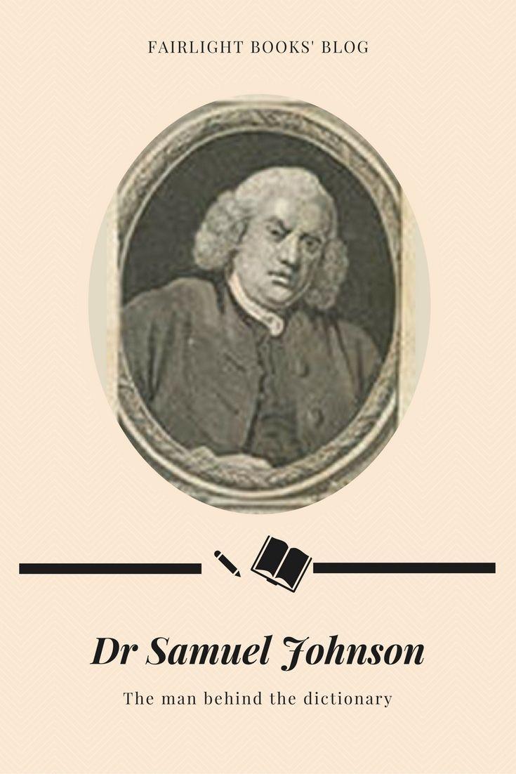 Dr Samuel Johnson's Dictionary – the Revolutionary Lexicographer #Dictionary #Books