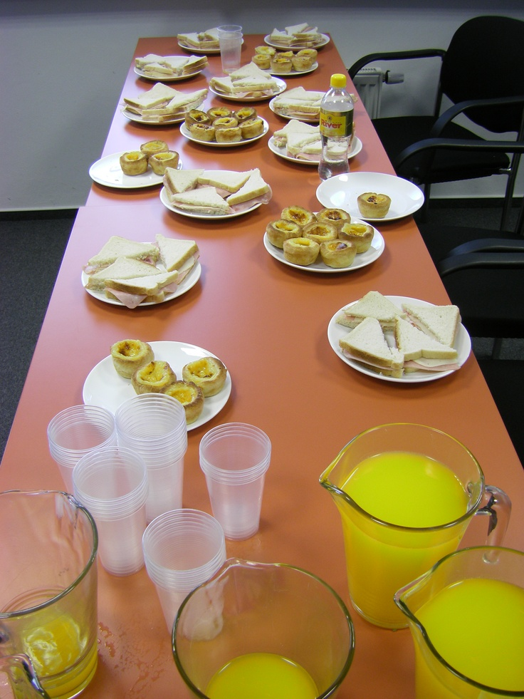 Portuguese Breakfast in Webnode