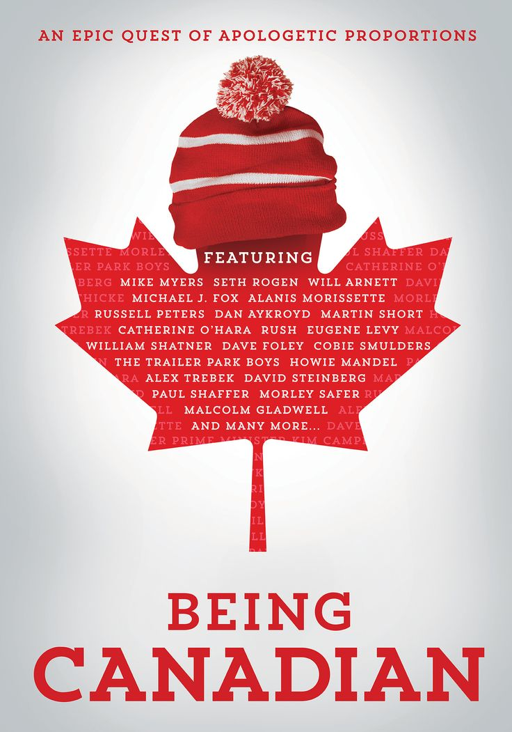 Being Canadian