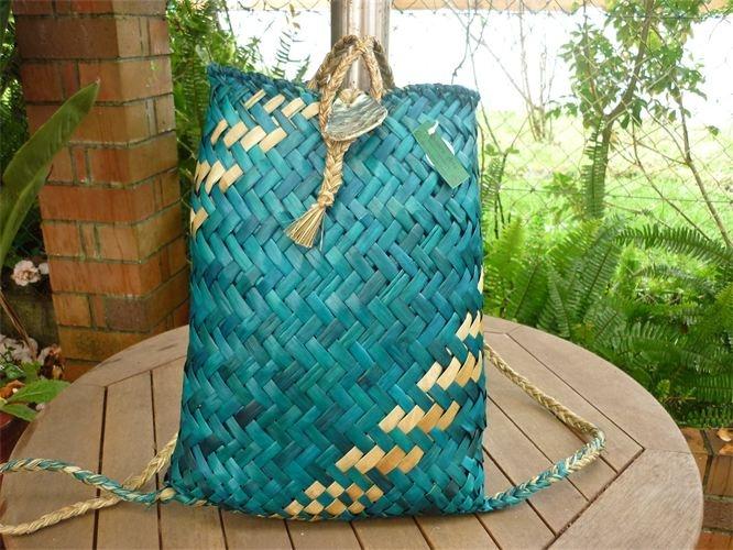 Flax Kete Backpack.