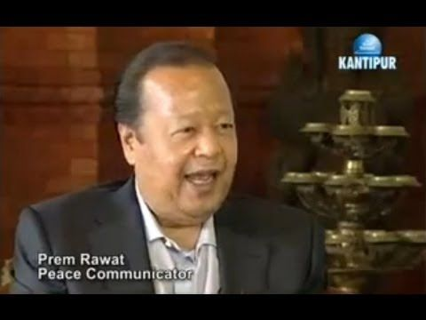 From Nepal- Tv interview