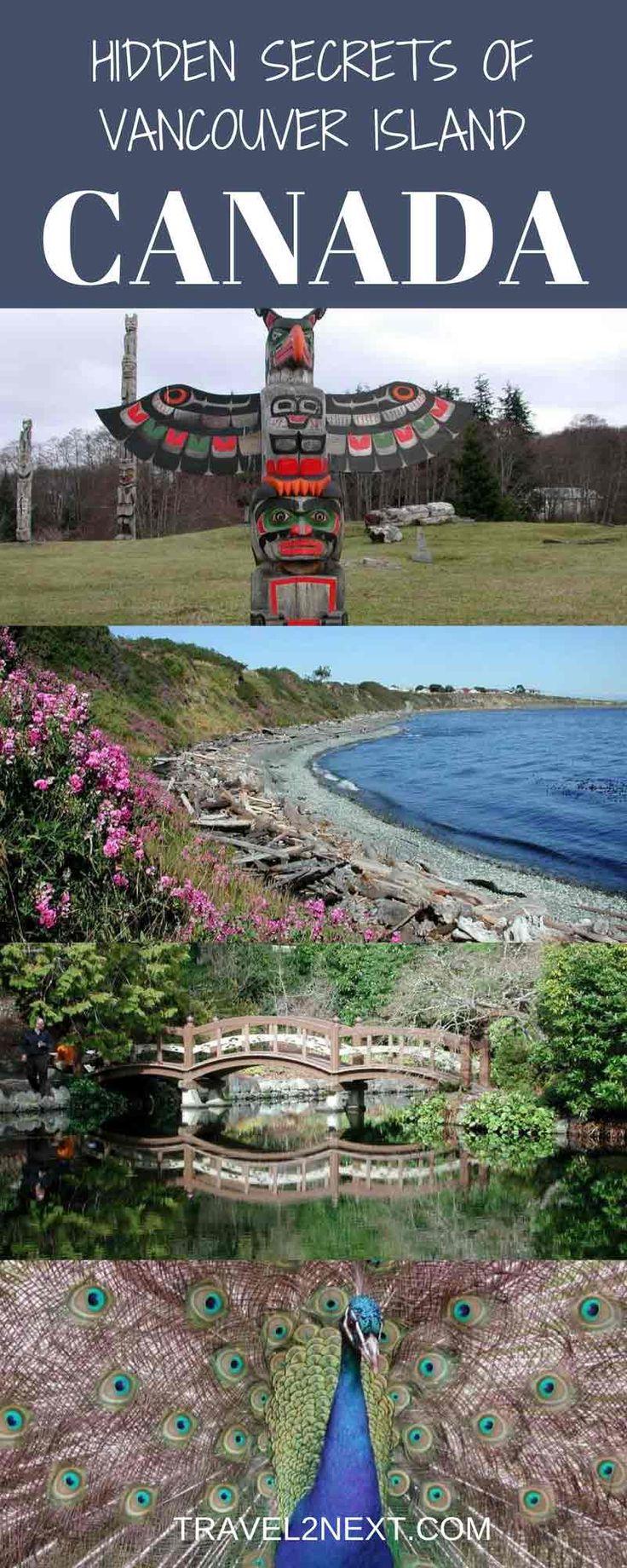 Hidden Secrets Of Vancouver Island