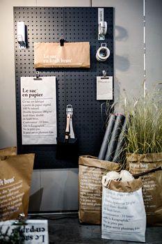 Le sac en papier brun / the brown paper bag 2