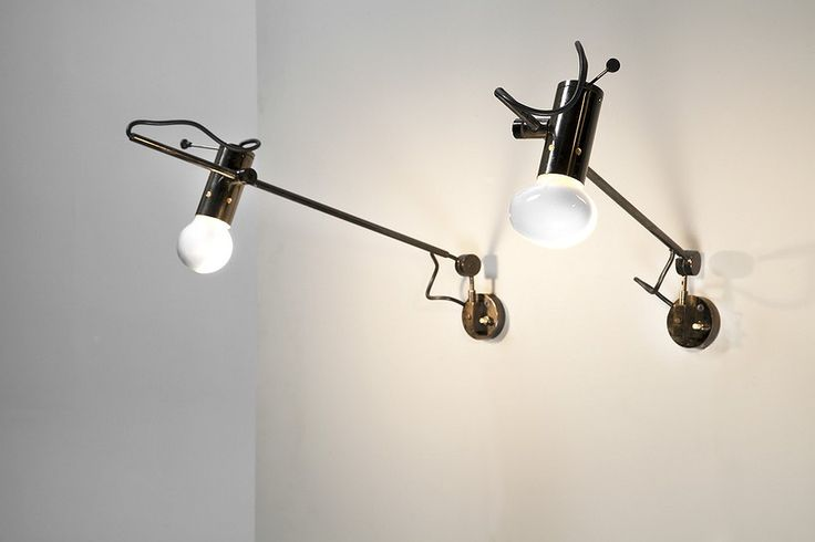 """251"" Wall Lamps"